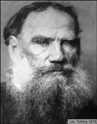 Life and death of Leo Tolstoy